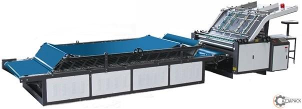 Półautomatyczna kaszerownica HM – 1300SL/1500SL/1600SL