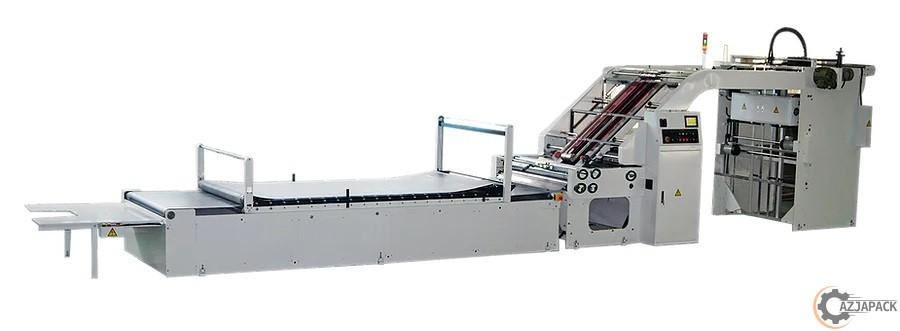 Automatyczna kaszerownica PM – 1450/1650 AHSL