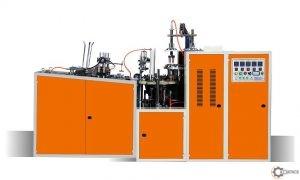 Maszyna do produkcji misek papierowych DM – PB